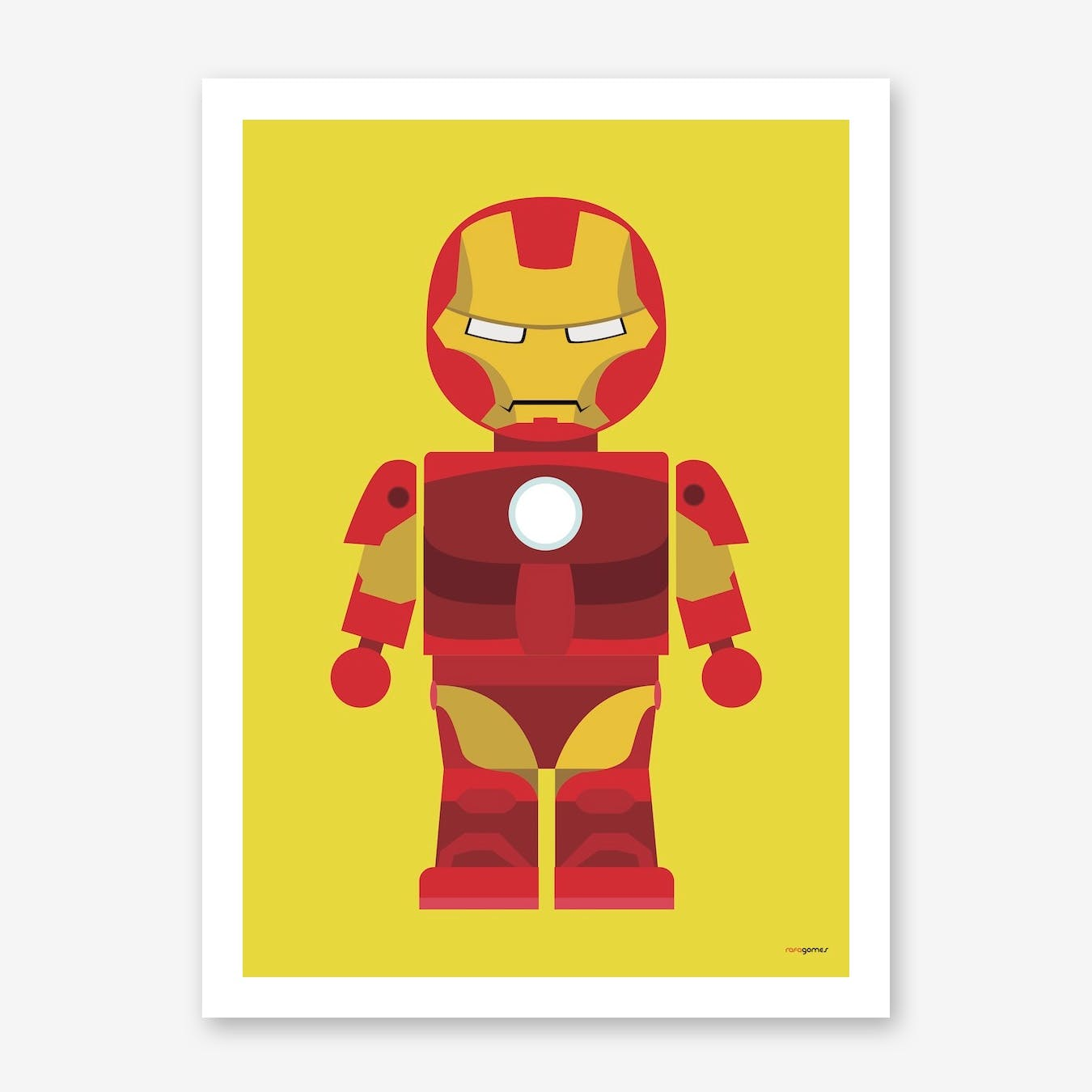 Toy Iron Man