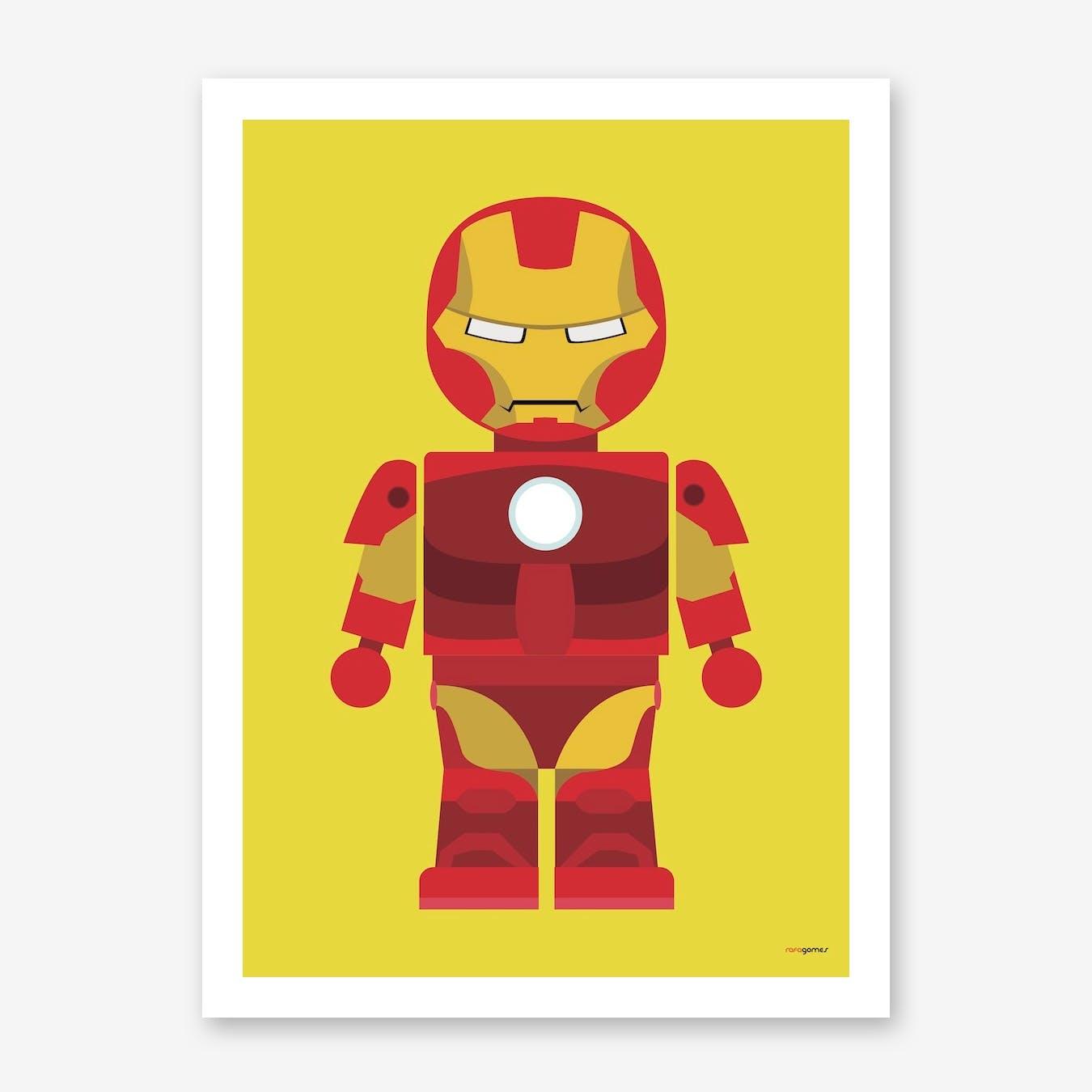 Toy Iron Man