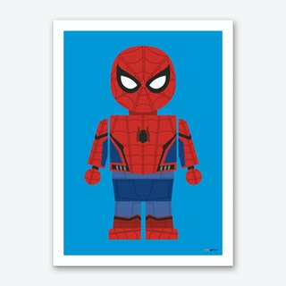 Toy Spider Man 2  Art Print