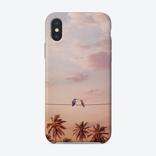 Hummingbirds Phone Case
