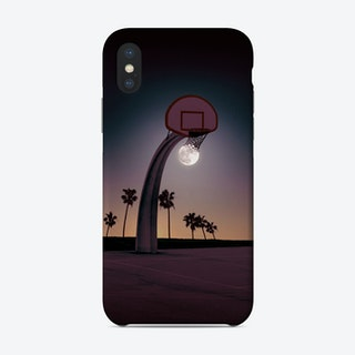 Basketmoon Phone Case