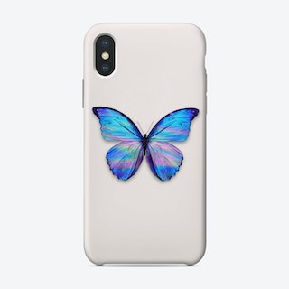 Holographic Butterfly Phone Case