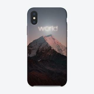 World Phone Case