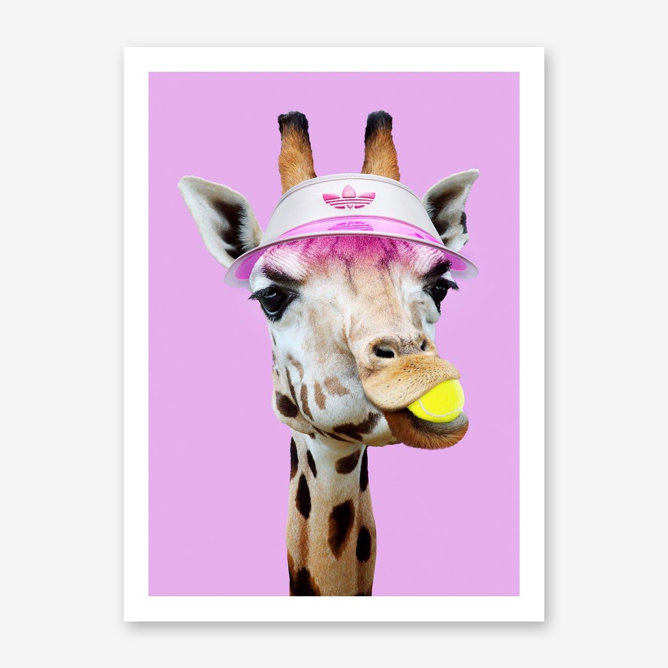 Tennis Giraffee