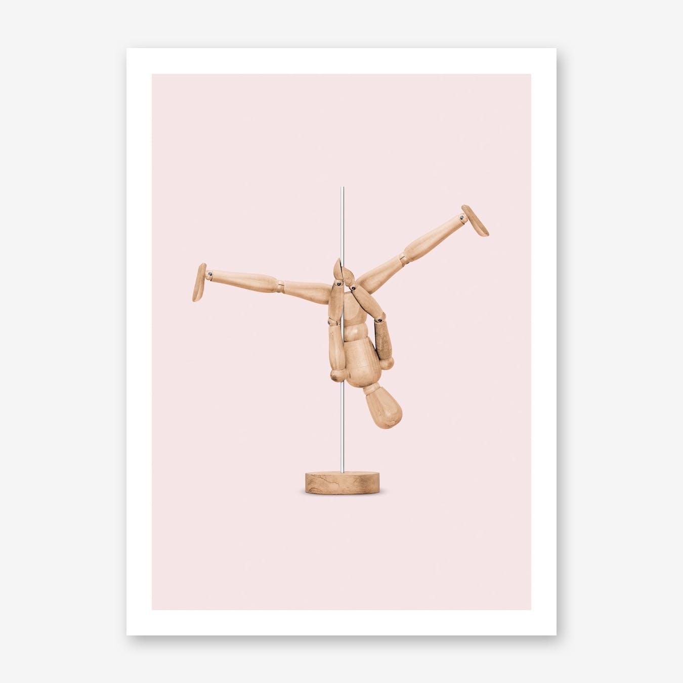 Pole Dance Mannequin
