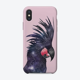 Galaxy Bird iPhone Case