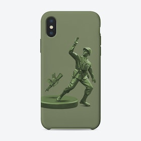 Toy Soldier iPhone Case