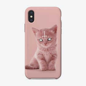Lucipurr iPhone Case