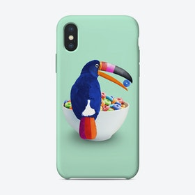 Loop Toucan iPhone Case