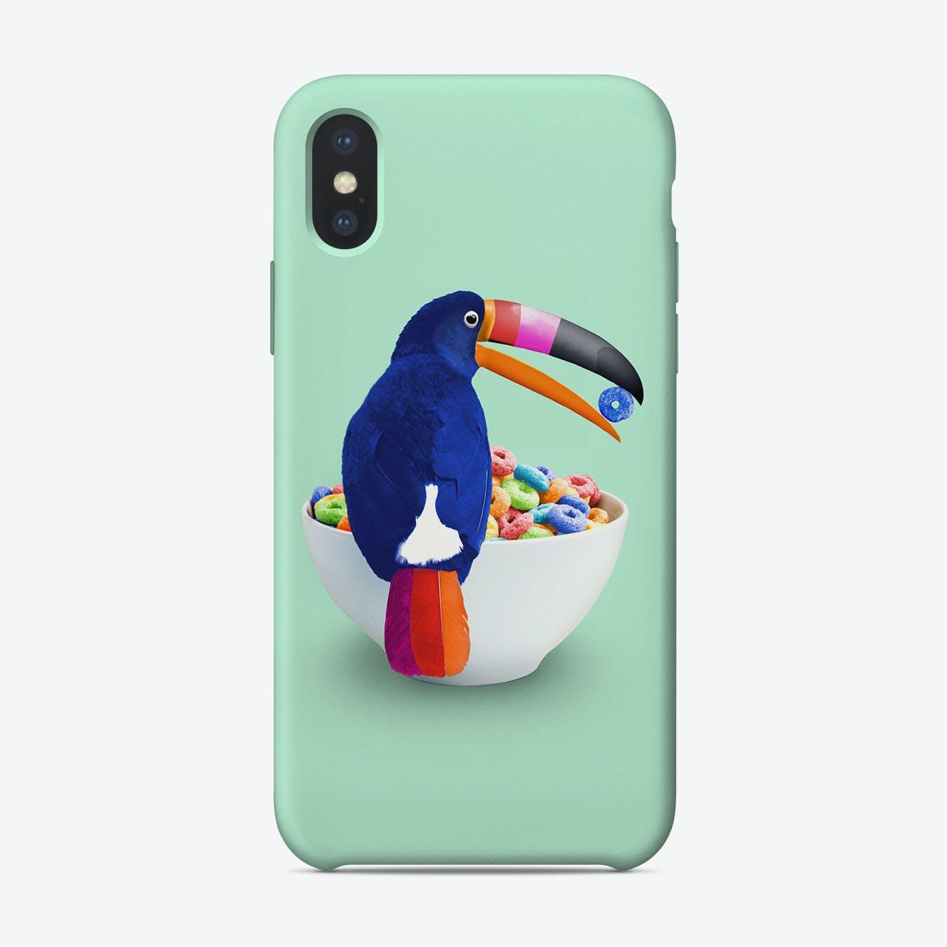 Loop Toucan iPhone Case