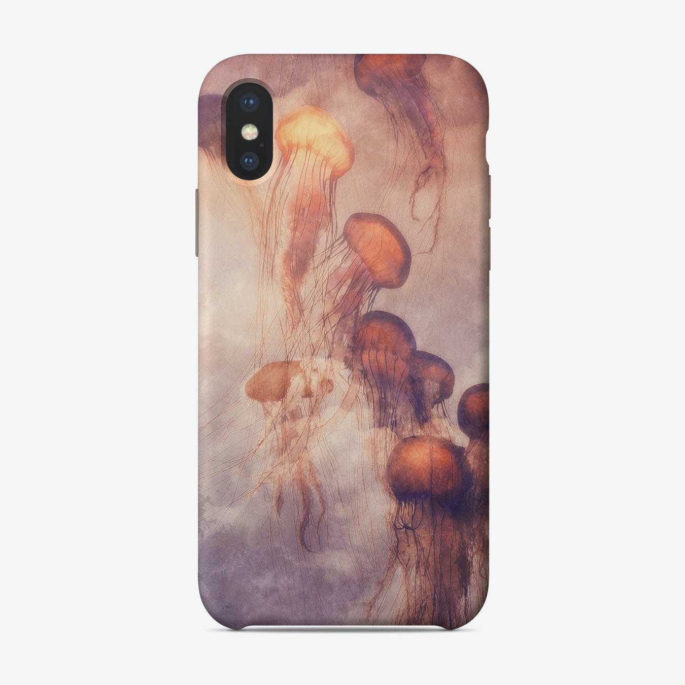 Jellyfish Sky iPhone Case
