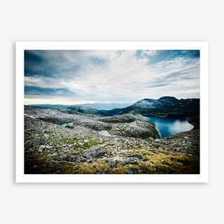 Fantastic Norway I Art Print