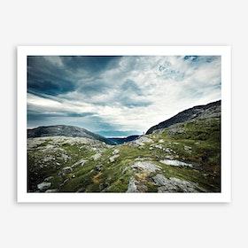 Fantastic Norway III Art Print