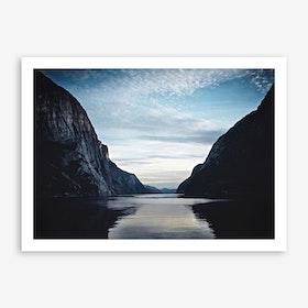 Fantastic Norway VII Art Print