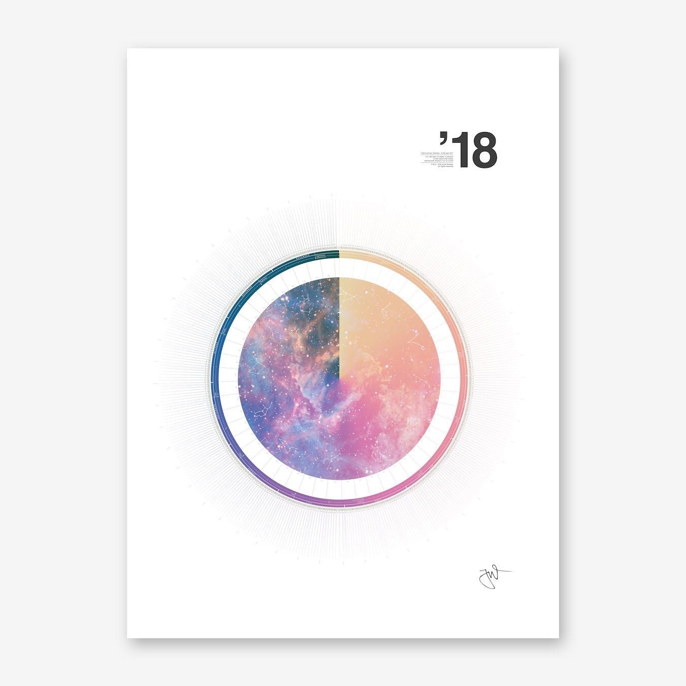 Astronomical Calendar 2018