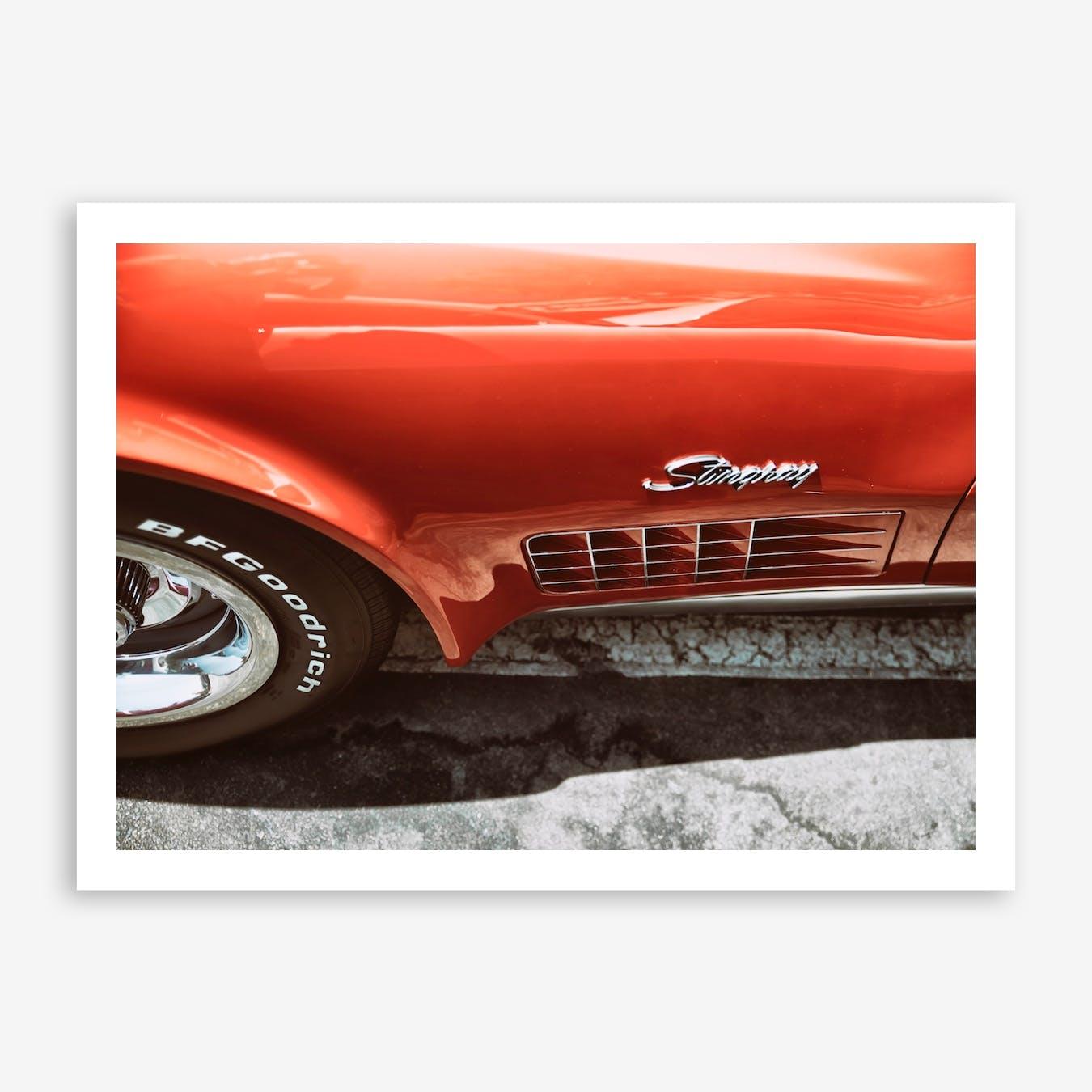 Stingray Red