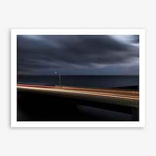 Pacific Lights I Art Print