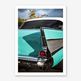 Bel Air Fall Art Print