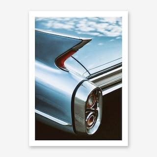 Cadillac Sky Art Print