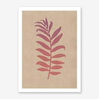 Pink Tide Art Print