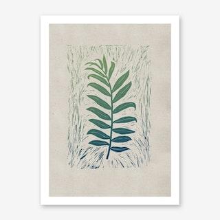 Greenmeridian Art Print