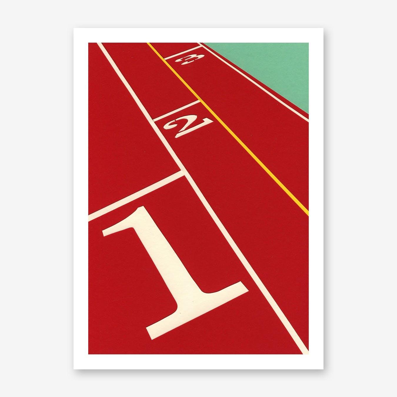 Running Track 123