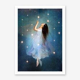 Star Sailor Art Print