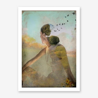 Summer dreaming Art Print