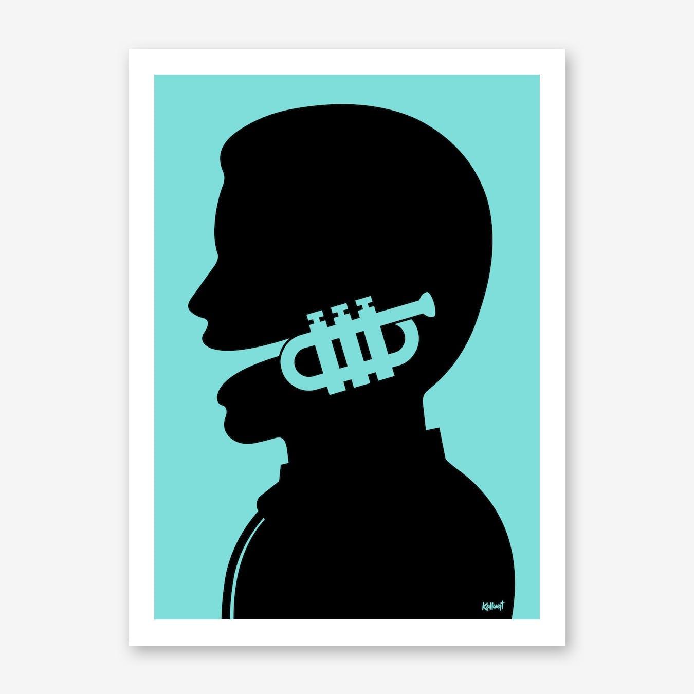 Trumpet Head