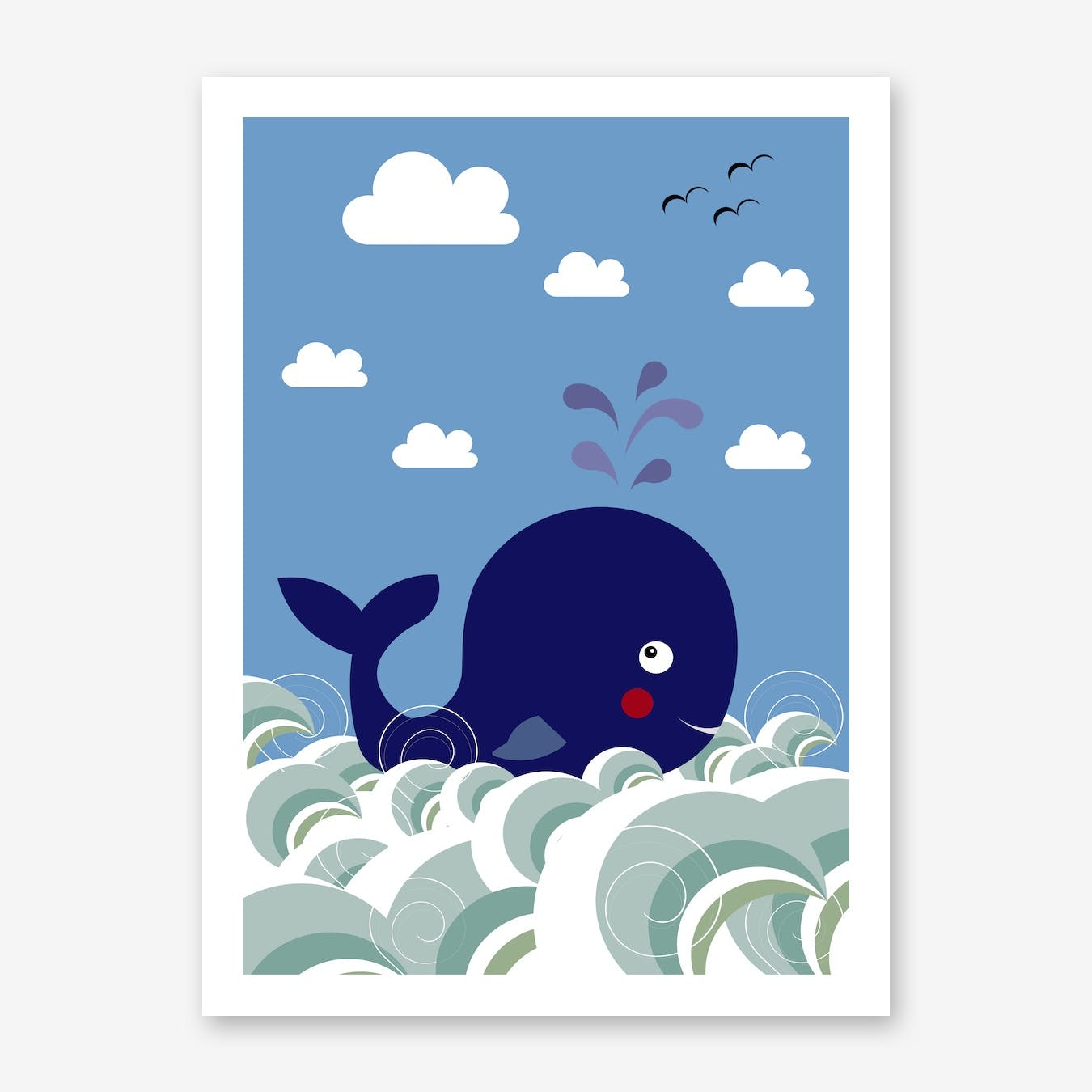 Kids Whale