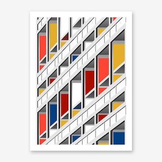 Lecorbusier Art Print