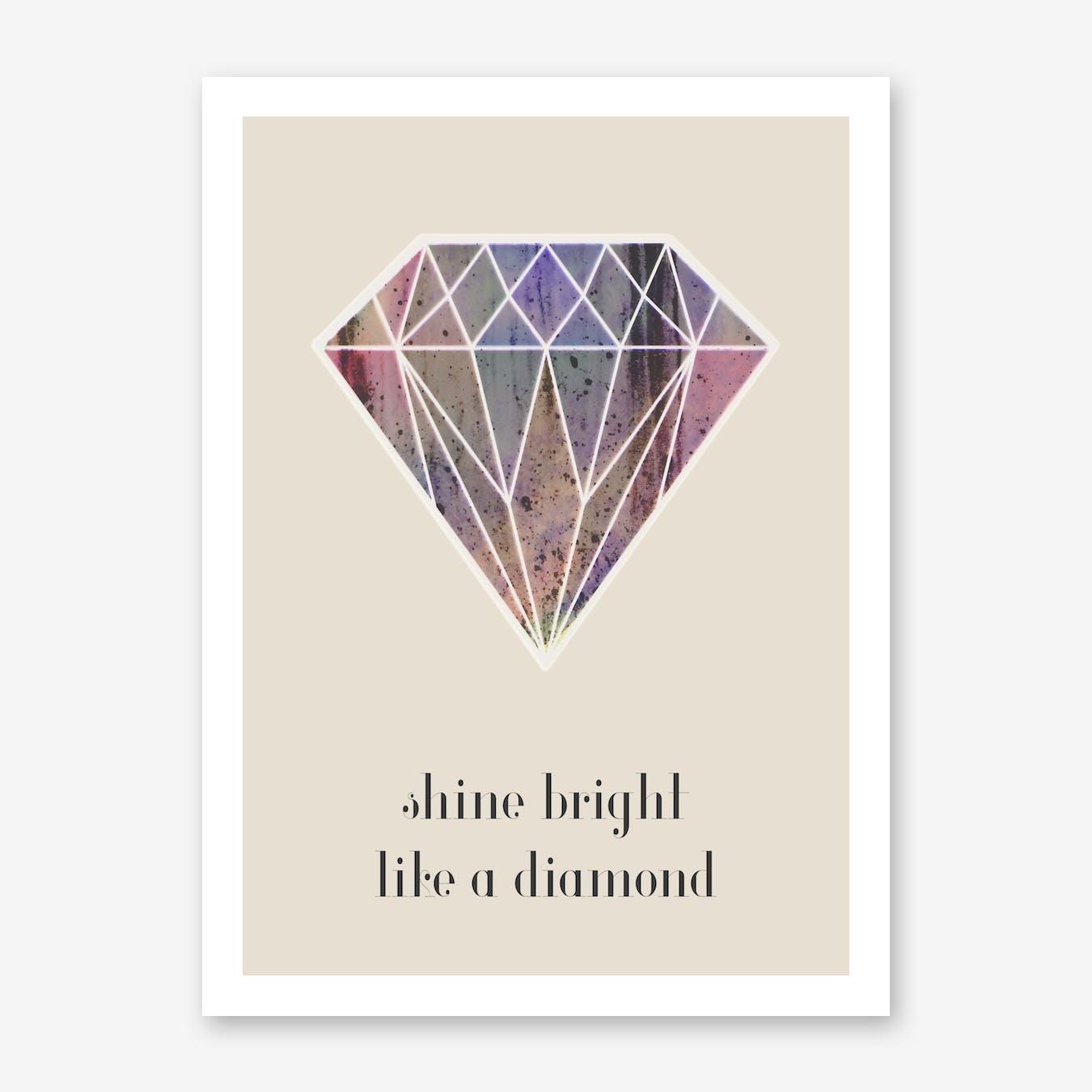 Diamond Print