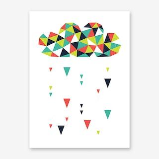 Rain III Art Print