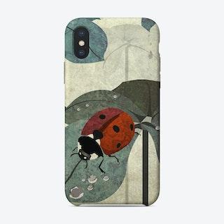 Animal Ladybug iPhone Case