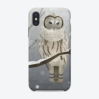 Animal Owl iPhone Case