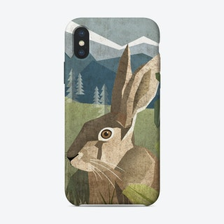 Animal Rabbit iPhone Case