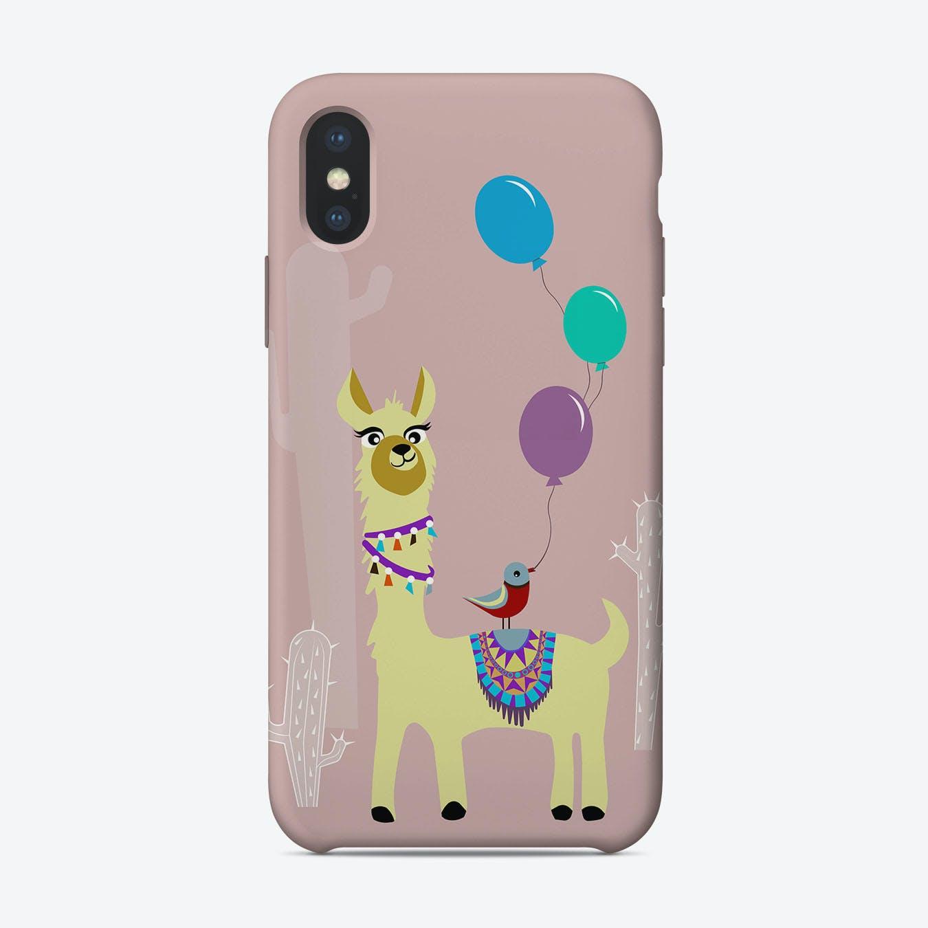 Kids Alpaca2 iPhone Case