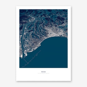 Nice City Map