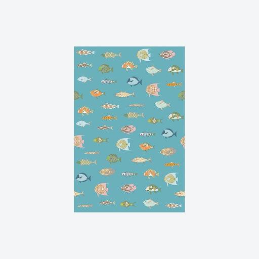 Vissen Bont Wallpaper