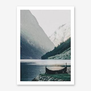 Silence I Art Print