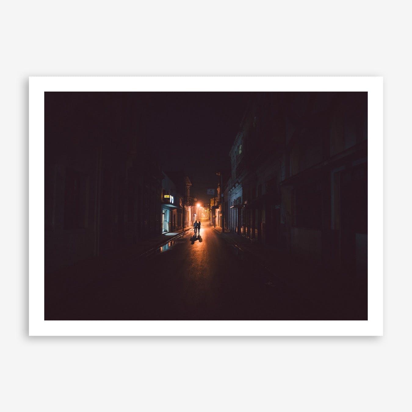Santa Clara at Night x Cuba