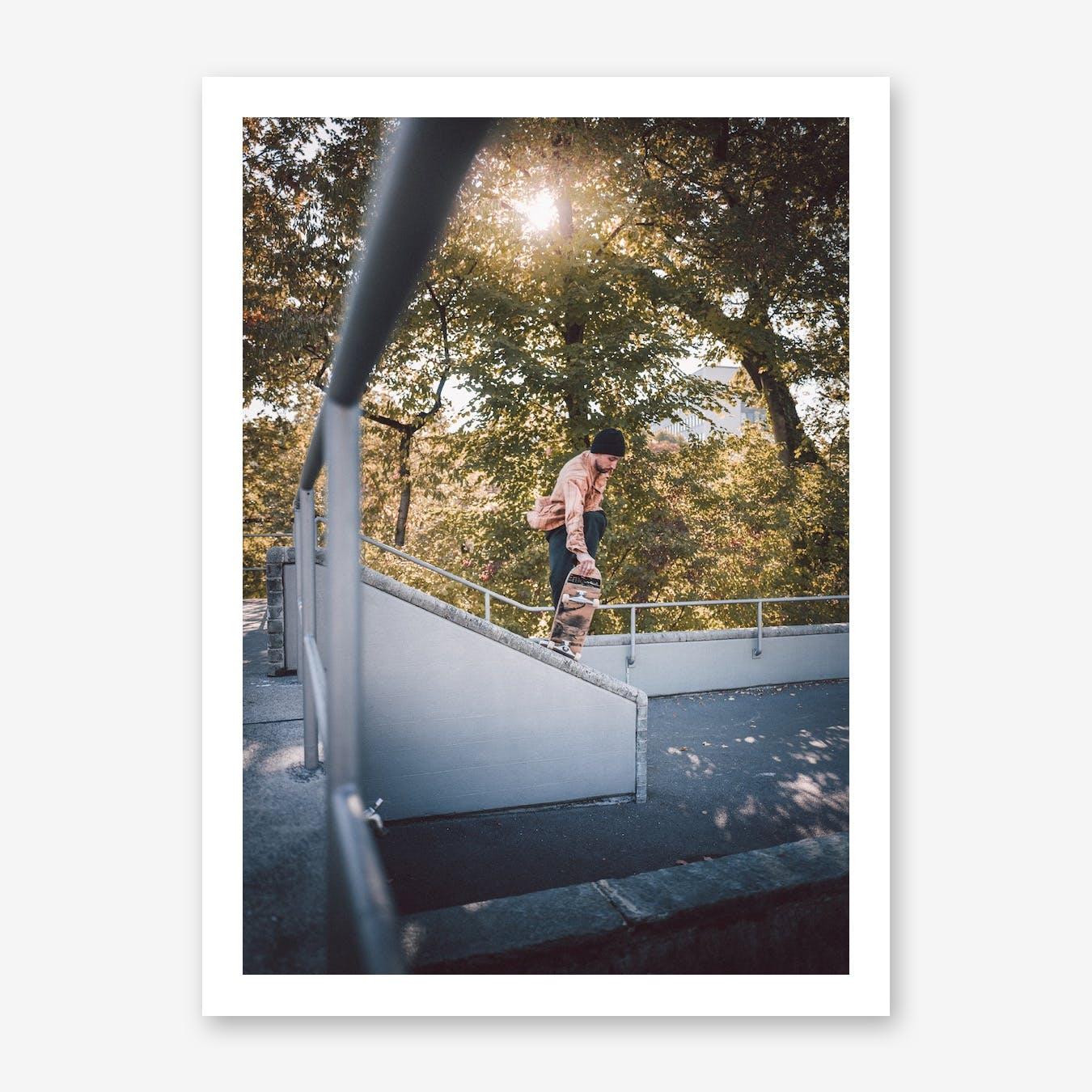 Sunset Skate x Zurich
