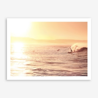 Cut the Wave x Morocco Sunrise Art Print