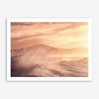 Ocean Spray x Morocco Sunrise Art Print