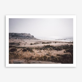 Surf Village x Beach, Portugal Art Print