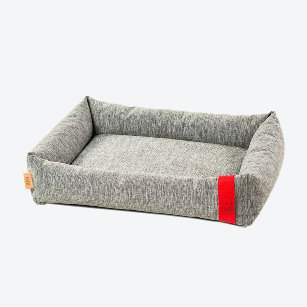 Bobbie Bed in Light Grey
