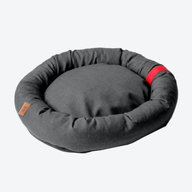 Buddy Bed in Dark Grey