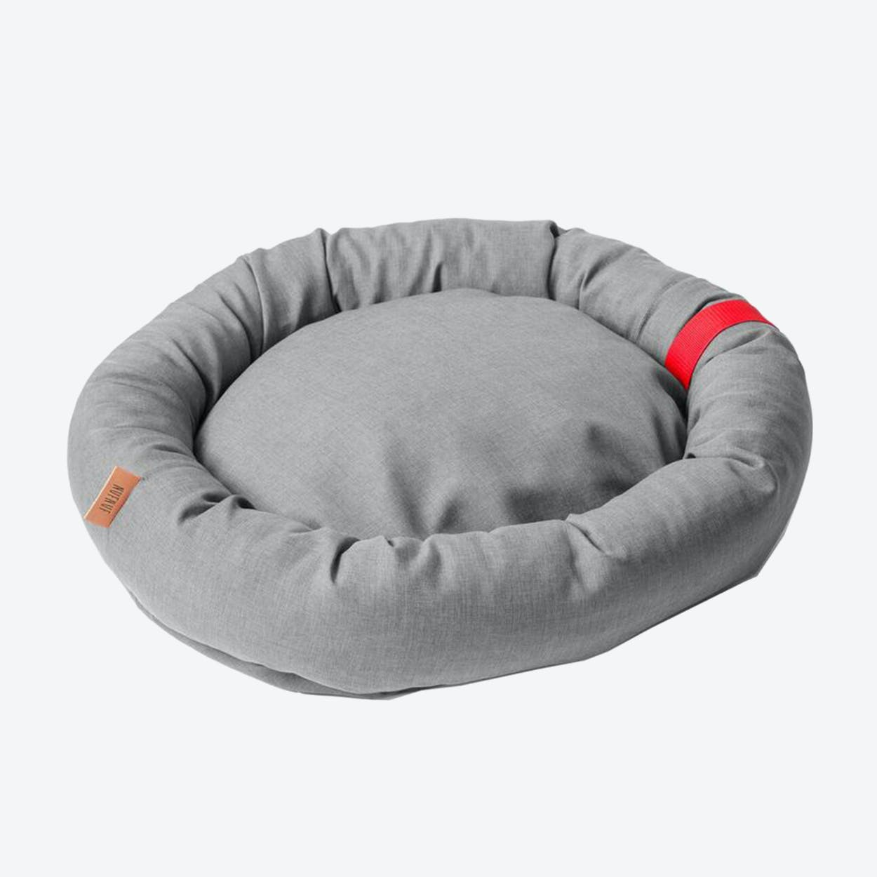 Buddy Bed in Light Grey