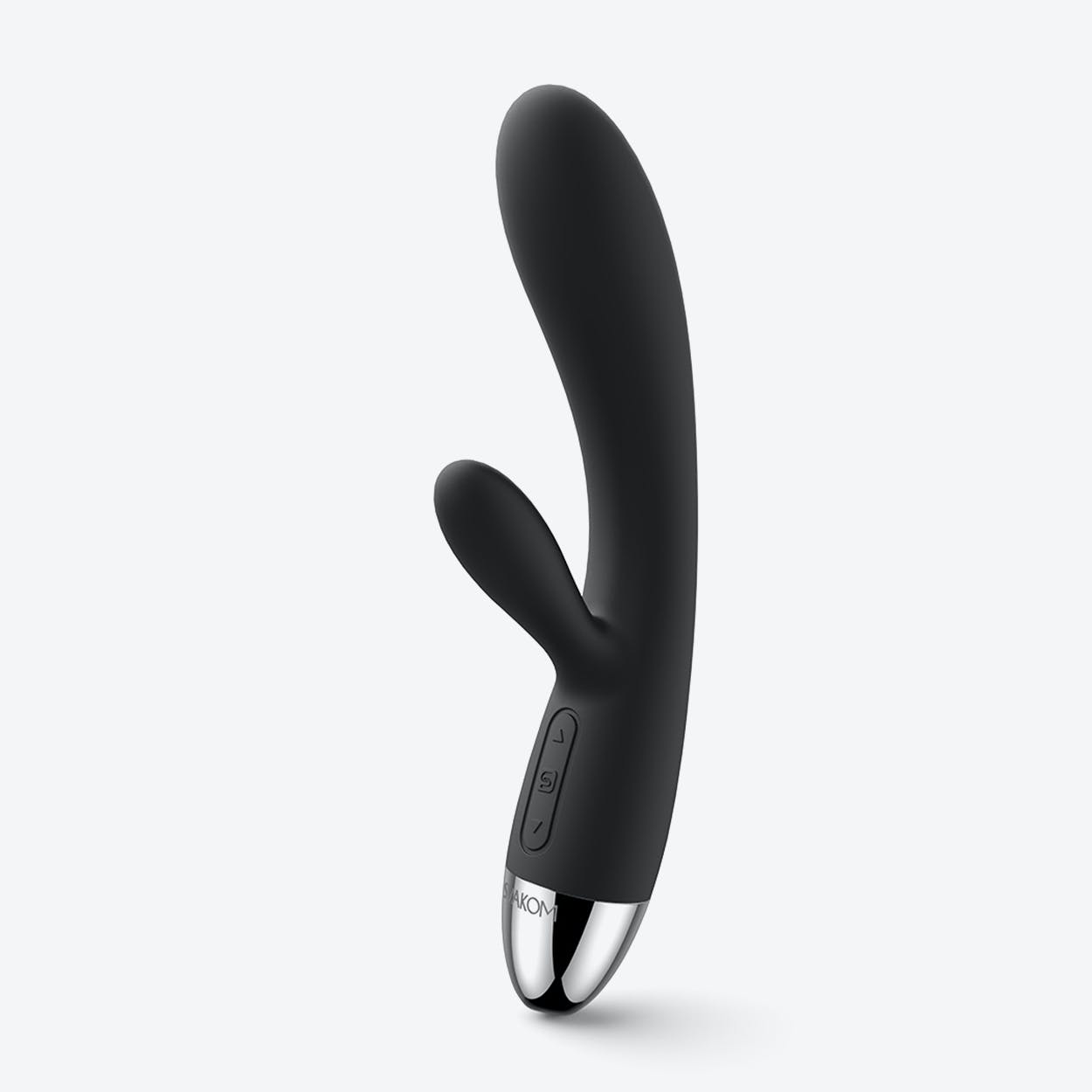 Alice Rabbit Vibrator in Black