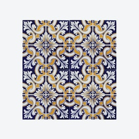 Flexiplus Mediterranean Tiles Furniture Decal Wall Stickers